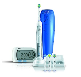 oral-b elektromos fogkefe